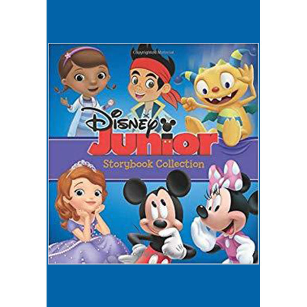 storybook Disney junior
