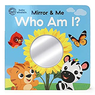 (Who Am I?: Mirror & Me (Baby Einstein Mirror & Me Children's