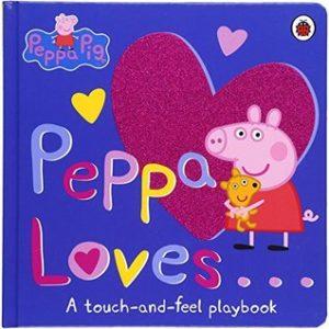 Peppa pig Loves