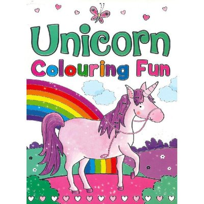 Unicorn (Colouring Fun) - Packed Full of Unicorn Pictures to Colour in with Easy to Tear Out Pages!
